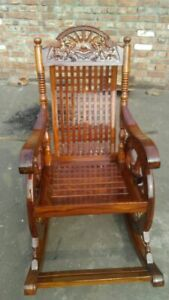 Rocking Chair wooden - Beautiful & stylish Chair for Home