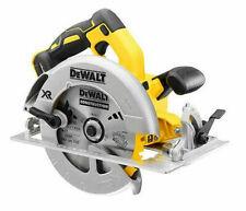 DEWALT DCS570N Cordless 1V XR 184mm Circular Saw Body Only - Yellow/Black/Grey