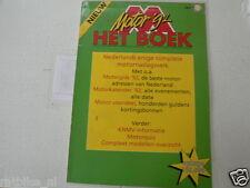 MOTOR 1992 HET BOEK INFO ALL MODELS BIKES,BIMOTA,BMW,CAGIVA,DUCATI,HARLEY,MAGNI,