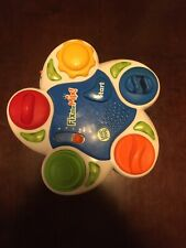 """2007 LeapFrog Fix the Mix Light Up Learning Toy 9"""" Educational Sound"""