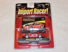 Jada Toys Import Racer! 1:64 2003 Mazda RX7 RX-7 FD Endless GReddy Veilside RARE