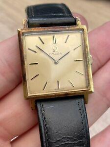 Vintage 1960's Men's OMEGA 111.024 Cal-620. Unrestored, Original Strap/crystal.