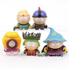 SOUTH PARK / THE STICK OF TRUTH - STAN & KYLE & KENNY & CARTMAN & BUTTERS / SET