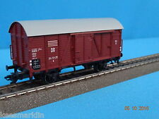 Marklin 4883 DR (DDR) Closed Goods Car  Brown