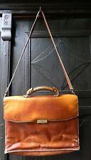 Vintage Bag-ancianos stratic símil cuero maletín mantos piel sintética bolso