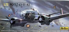 HEL80313 - Heller 1:72 - Potez 63-11 A3 Musee Special Edition