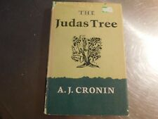 The Judas Tree by A. J. Cronin.  Little Brown (1961)  Hardcover w/Jacket