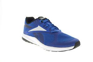 Reebok Endless Road 2.0 EH2657 Mens Blue Mesh Athletic Running Shoes