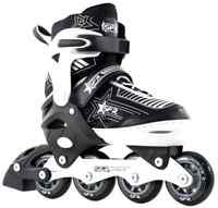 SFR Kids' Inline Skates - Pulsar Adjustable Silver