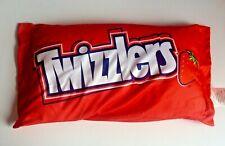 Twizzlers Licorice Plush Bean Bag Pillow
