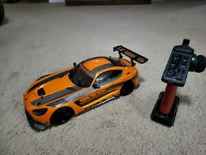 Kyosho 34424 1/10 Fazer MK2 2020 Mercedes GT3 On-Road 4WD Racing Car Orange