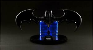 BATMAN BATARANG PROP REPLICA BY HOLLYWOOD COLLECTORS GALLERY BRAND NEW
