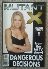 Mutant X - Dangerous Decisions (TV show one shot, 2002)