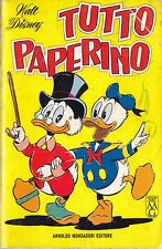 I CLASSICI DI WALT DISNEY PRIMA SERIE 22 (LUGLIO 1966) TUTTO PAPERINO