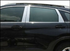 Stainless Steel Window Pillar Posts trim 6pcs For Honda CRV 2012 2013 2014