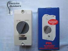 PDL Cerrados interruptor principal Triple Polo 63 Amp s363em 440v