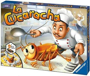 Le Cucaracha Scarabée Électronique Hexbug Jeu Boite RAVENSBURGER Original
