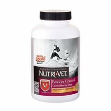 Nutri-Vet Bladder Control Chewables for Dogs, 90 count
