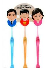 Y3 Family Toothbrush stand tooth brush holder with suction cup