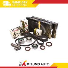 Timing Belt Kit Hydraulic Tensioner Fit 96-99 Mitsubishi Eagle TURBO 2.0L 4G63T