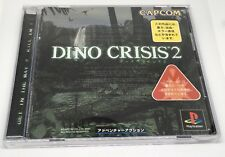 Dino Crisis 2  For Japanese PS1  *USA Seller* Japan Import