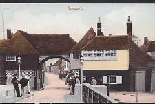 Kent Postcard - Sandwich    P520