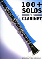 , 100+ Solos for Clarinet, Very Good, Paperback