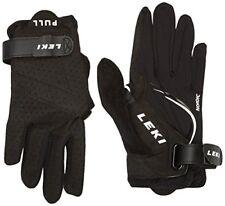 Leki Nordic Trail Shark guantes 7 0 Schwarz/weiß