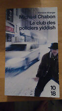 Le club des policiers yiddish - Michael CHABON