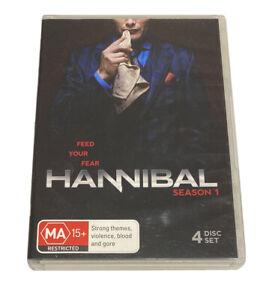 Hannibal : Season 1 Region 4