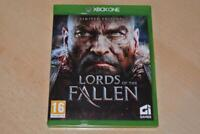 Lords of the Fallen Xbox One Limited Edition **FREE UK POSTAGE**