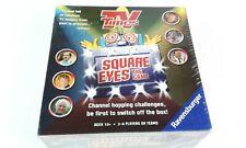TV TIMES  - SQUARE EYES - THE GAME.  RAVENSBURGER 2004. STILL SEALED.