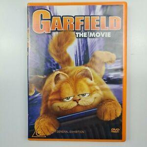 Garfield: The Movie DVD - Breckin Meyer - Region 4 PAL - FREE TRACKED POST