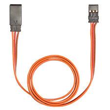 Servo extension cable Graupner JR Uni 0.14 mm2 flat PVC 500 mm partCore 13000