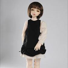 Dollmore Dahlia clothes Lusion Size - Karon Dress Set (Ivory + B)