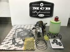 Suzuki LTZ 400 2013 Complete engine rebuild Crank Bearing piston oil filter etc