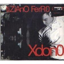 TIZIANO FERRO - Xdono - CDs SINGLE 2001USATO OTTIME CONDIZIONI