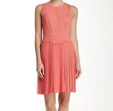 BCBG Maxazria Faythe dress size 6 - Coral (orig. $358)
