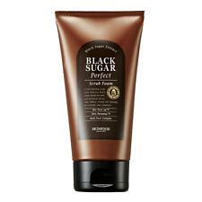 [SKINFOOD] Black Sugar Perfect Scrub Foam 180g - Korea Cosmetic