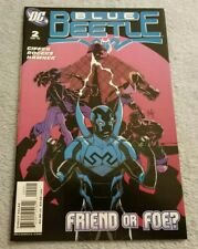 The Blue Beetle #2 - June 2006 - DC Comics - Friend or Foe? - Comic Book