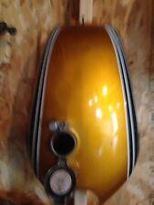 Vintage 1971 HONDA CB350 OEM Motorcycle Fuel Gas Tank  Petrol holder