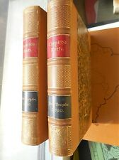 Chamisso's Werke erste illustrirte Ausgabe (Rauschenbusch) G. Grote 1881 Ohld.