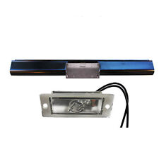 1967 to 1972 Chevrolet C10 C20 C30 Rear Steel FABRICATED Rollpan License & Light