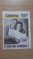 Revista Semanal Cinema Semana de La 15A 28 Abril 1987 N º 396 Buen Estado