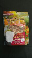 Brown's Spicy Tropical Carnival Gourmet Treats Santa Fe Parrot & Macaw 12 Oz #O