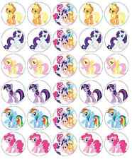 MY LITTLE PONY decorazioni per cupcake wafer commestibile carta di acquistare 2 ottenere 3rd libero