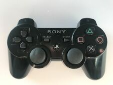 PS3 Sony Controller Black DualShock Faulty - Playstation3