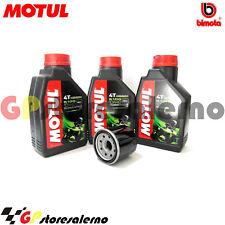 TAGLIANDO OLIO + FILTRO MOTUL 5100 10W40 BIMOTA 600 YB9 SR 1995