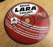 Brian Lara Cricket - PAL - Sony Playstation 1 / PS1 Game
