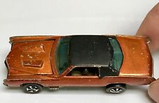 Hot Wheels Redline 1967 Orange Custom Eldorado Rare HK Color!
